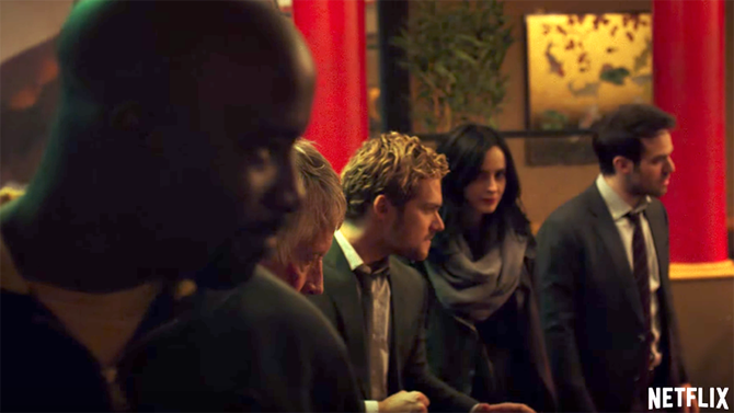 The 'War For New York' Starts In The Final Trailer Of 'The Defenders'